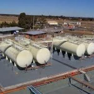 Capacidade volumétrica de tanques