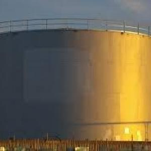 Inspeção em tanques de combustível