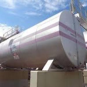 Manutenção em tanques de combustíveis