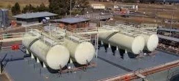 Calibração de tanques de combustivel