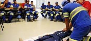 Cursos e treinamentos segurança do trabalho